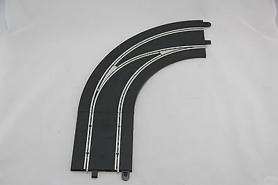 Scalextric Digital Track - C7008 - Lane Changing Curve - Right Handed Out To In