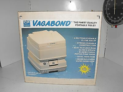 "Vagabond Outdoor Camping Toilet Model 234 ""New"""