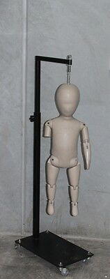 Mannequin, Figure Form, Tailors Dummy Baby Size Zero, 0, High Quality Form