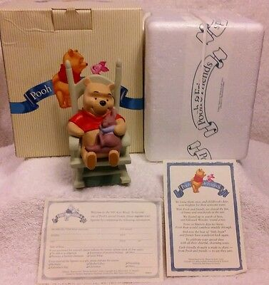 Disney Winnie The Pooh And Friends Roo Sweet Dreams, Little One Figurine