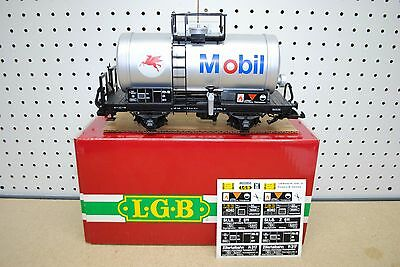 LGB 4240 Mobil Two-Axle Tank Car *G-Scale* NEW