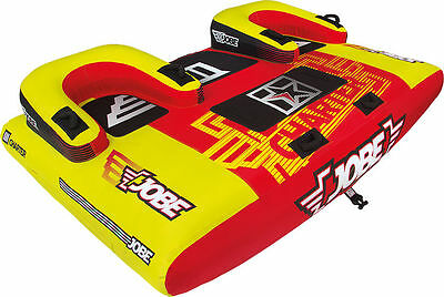 Jobe Charter 3 - 3 person inflatable tow raft - towable