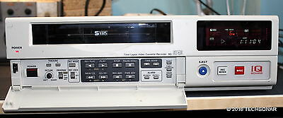Panasonic AG-6740 S-VHS/VHS Time-Lapse Video Cassette Recorder