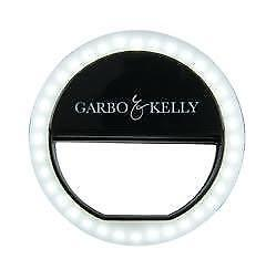 NEW Garbo And Kelly Selfie Halo Light from Celcius Skin & Beauty