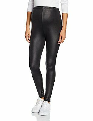 New Look Maternity Cire, Leggings Donna, Black, Small