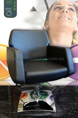 Styling chair salon hairdressing and haircutting chairs