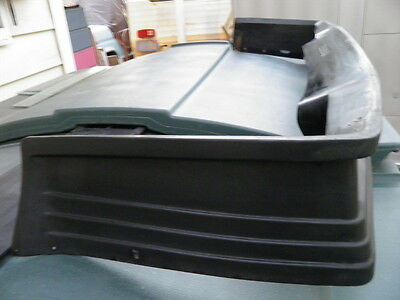1982 1983 84 85 Toyota Supra Front Lower Valance Spoiler Ground Effects Air Dam