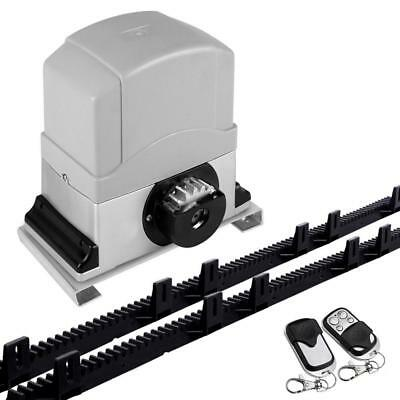 NEW Motor Powered Auto Sliding Gate Opener With 6m Rail