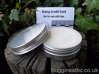 60ml Tin of Tallow lubricant for Plumbing Cable Cutting Bushcraft Survival Scout