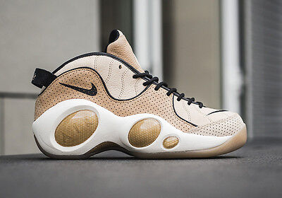 new product ab0b5 e0a6c Nike Air NikeLab Zoom Flight 95 Tan Black Size 13. 941943-001 Jordan Jason