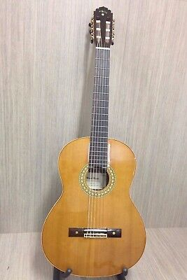 Miguel Rosales Solid Top Classical Guitar Belmished #70
