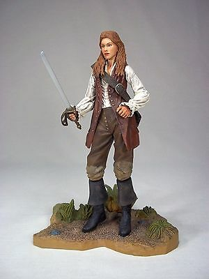 Pirates Of The Caribbean Dead Mans Chest Elizabeth Swann Action Figure Toy Neca