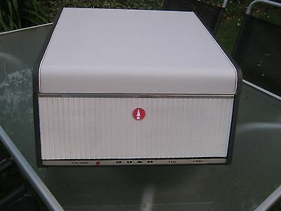Fully Restored Vintage Bush SRP 31D Valve record player