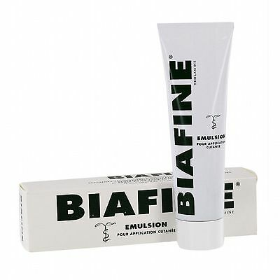BIAFINE TROLAMINE EMULSION CREAM BIG TUBE 186g Wounds,Burns,Radiation Dermatitis
