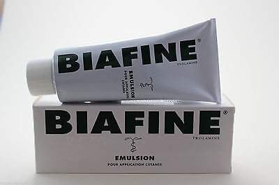 2 X BIAFINE TROLAMINE EMULSION CREAM LARGE BIG TUBE 186g Wounds,Burns,Dermatitis