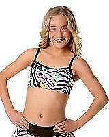 Studio 7 - Dancewear CHCT04 Children's Camisole Crop Top - Nylon / Lycra
