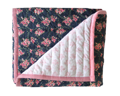 Alimrose Cot Quilt/playmat Wildflower & Blossom- Baby