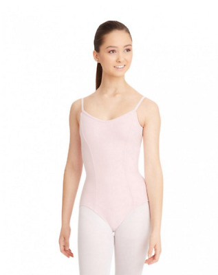 PRINCESS CAMISOLE LEOTARD STYLE: CC101 in Ballet Pink, black, lilac, navy, white
