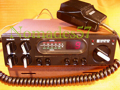 CiBi  WAGNER  - CB  22 Canaux  AM/FM - Normes CE -  (4009)