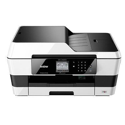 NEW Brother MFC-J6520DW 4in1 A3 Copy/Scan Wireless Color Printer + Auto Duplexer