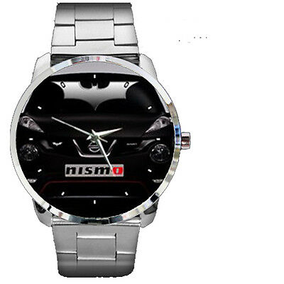 NEW RERE !!! Nissan Juke Batman Nismo Front Grill sport metal watch