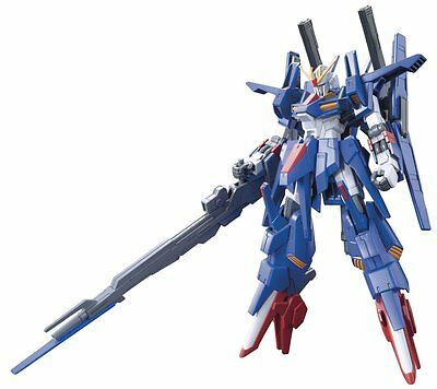 Bandai Hobby HGBF ZZ II 'Gundam Build Fighters' Action Figure (1/144 Scale)