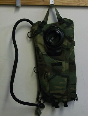 British Army issue DPM Camelbak Hydration System 2.2litre