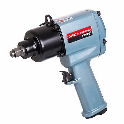 "Air Impact Wrench 1/2"" Inch SQ Drive FORE MAX 1143 ft. lb. 1550Nm"