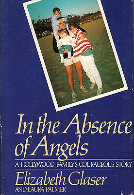 In the Absence of Angels by Elizabeth Glaseer (Hardcover, Book Club Edition)
