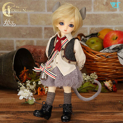 Volks Super Dollfie Limited / Yo-SD Boy Neon the Mouse Full set ** pre-order **