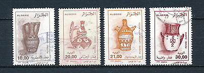 Algeria #1055 - 58 used, Pottery, 1995