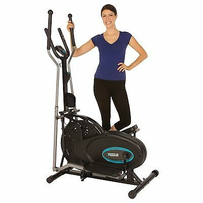 ProGear 1307 300LS Air Elliptical with Heart Pulse Sensors, Black FREE SHIPPING