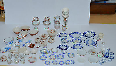 Large Joblot 12Th Scale Dollshouse China #2