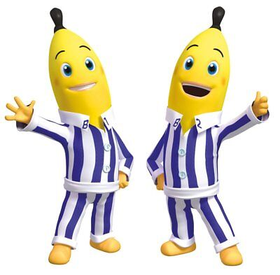 Bananas in Pyjamas Movable Wall Stickers