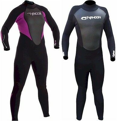 JUNIOR KIDS STORM 3mm WETSUIT by Typhoon FULL LONG