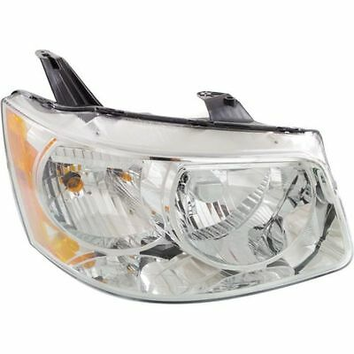 New GM2503284 Passenger Side Headlight for Pontiac Torrent 2006-2009