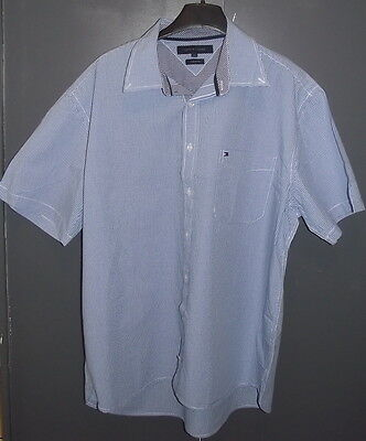 Chemise Tommy Hilfiger Homme Modele Custom Fit Taille Xl