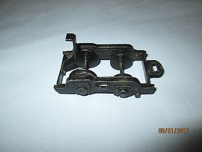 Original American Flyer Trailing Truck w/Support Bar & Screw for Some Hudson's