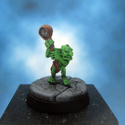 Painted Citadel/Games Workshop Miniature Snotling X