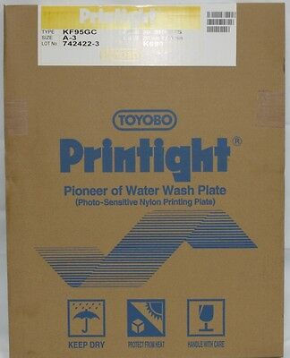 Toyobo Printight Photopolymer Plates