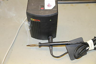 Metcal SP-PW1-10 Soldering station Lötstation USA Power unit and soldering gun