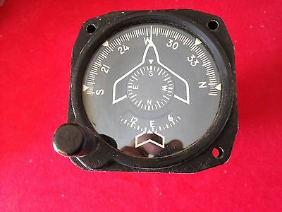 """Grumman F9F """"Panther/Cougar-early jet """"Gyro Compass Instrument - So Nice ."""