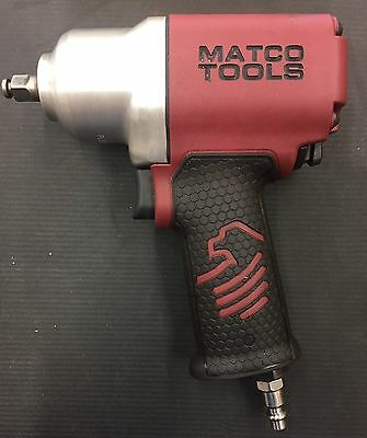 "Matco Tools / MT2220 / Pneumatic 3/8"" Impact Wrench / 11,500 RPM"