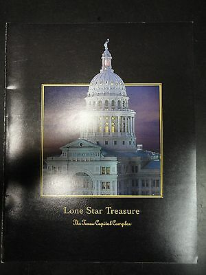 Texas' State Capitol Complex in Austin 16 pages 1998