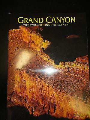 Grand Canyon, The Story Behind The Scenery 1986 64 pages
