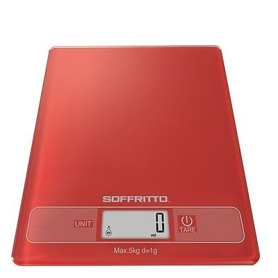 New Soffritto Red Tina II Scale