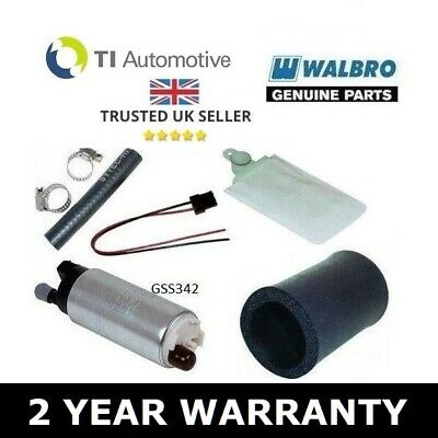 Walbro 255 Fuel Pump Kit Upgrade Fits Toyota Mr2 Turbo 3Sgte Sw20