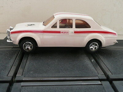 Scalextric C52 Ford Escort Mexico  (Type 1)  -  No Box