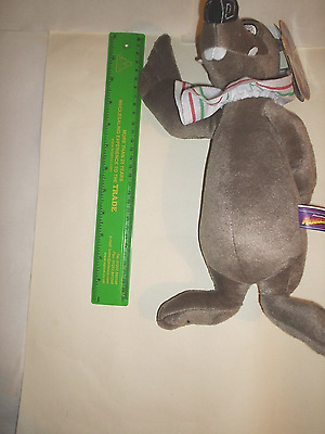 Madagascar 3 Soft Toy Stefano Sea Lion New With Tags