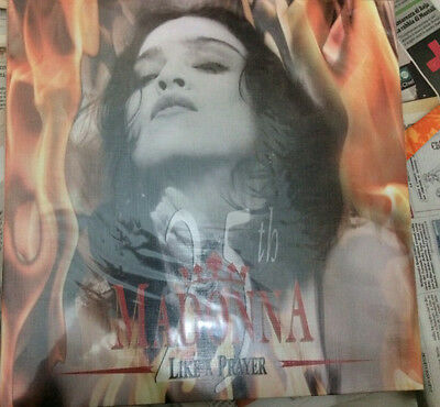 Madonna Like A Prayer 25 Years Anniversary Rare 300 Copies  Limited Edition .